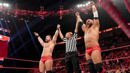 The former RAW tag-champs should move to SD