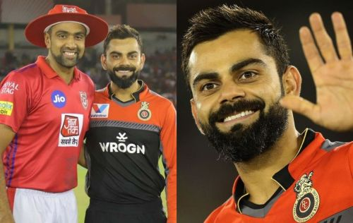 RCB faces KXIP at the Chinnaswamy