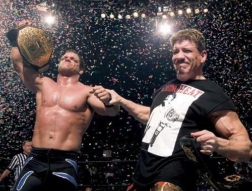 The celebration at the end of WrestleMania 20 was one of the most beautiful moments in WWE History.