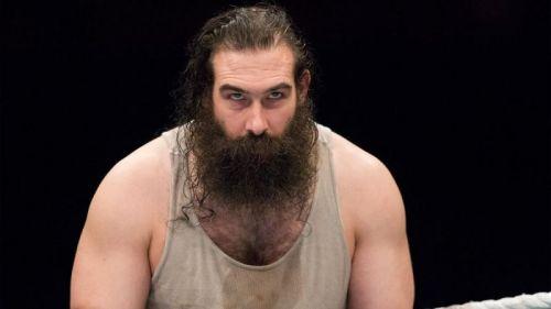 Why did Luke Harper choose to step away from WWE?