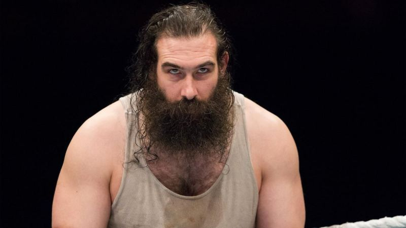 Why did Luke Harper choose to step away from WWE?