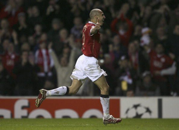 UEFA Champions League: Manchester United v Lille