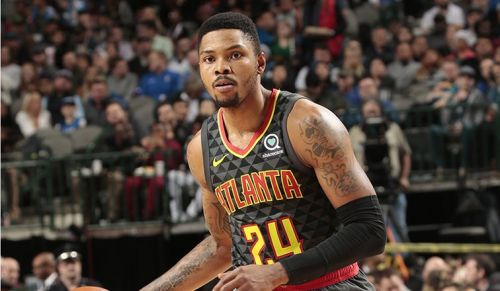 Bazemore went undrafted back in 2012.