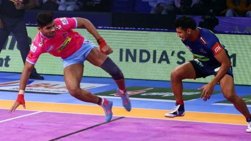 The Jaipur Pink Panthers aren't likely to make it to the playoffs.