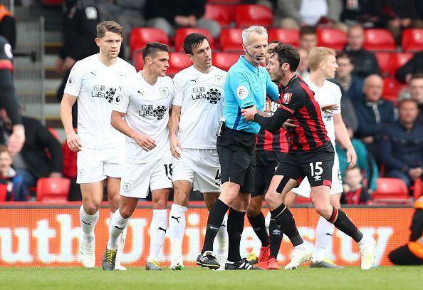 AFC Bournemouth v Burnley FC - Premier League