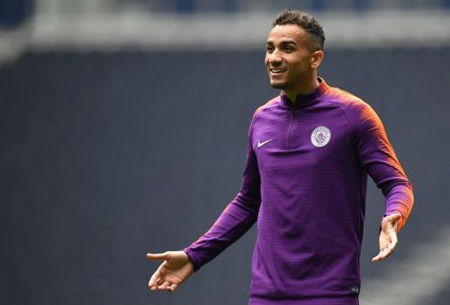 Danilo is likely to replace Kyle Walker at the starting eleven