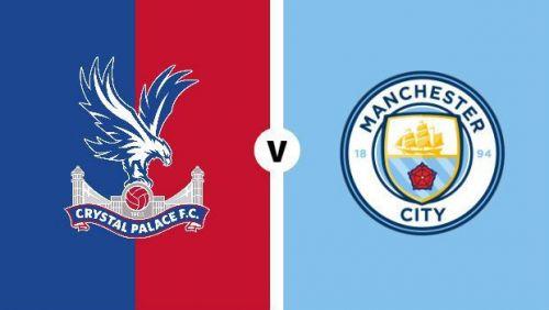 Crystal Palace vs Manchester City - Premier League
