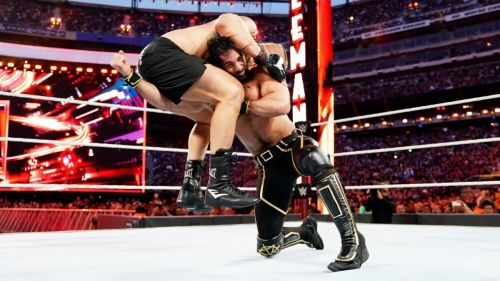WWE ensured they don't let their Beast go down cleanly