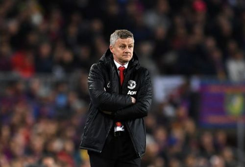 Ole Gunnar Solskjaer's decisions were questioned