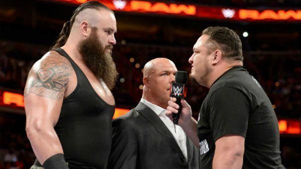 Joe Vs Strowman will be a full-on dogfight