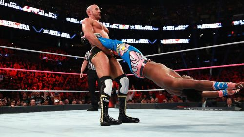 Many fans have rallied behind a world title push for Cesaro