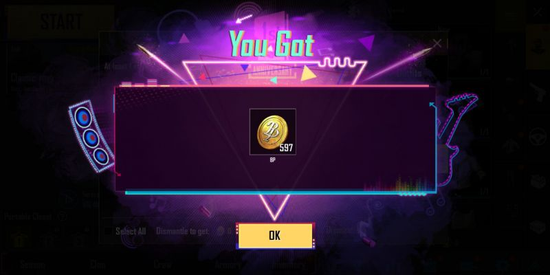 How to earn Free BP in PUBG Mobile?