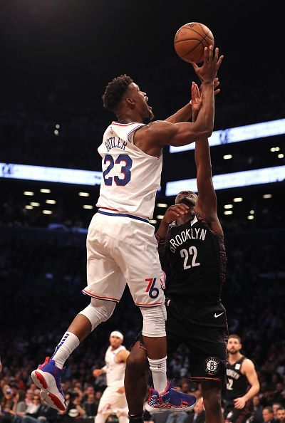 Philadelphia 76ers are getting into a groove