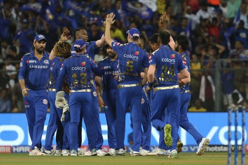 Mumbai Indians will look to beat the in-form SRH (Image Courtesy: BCCI/IPLT20)