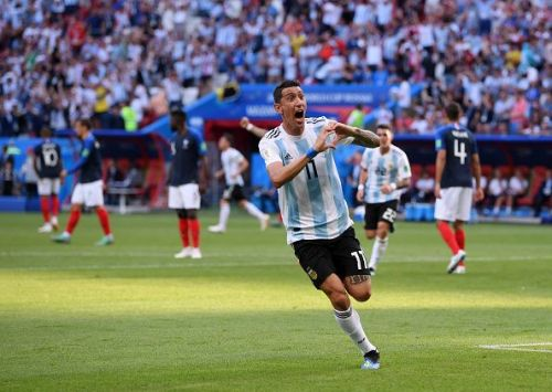 France v Argentina Group D: Round of 16 - 2018 FIFA World Cup Russia