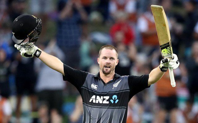 Colin Munro scored 104 off just 54 deliveries against West Indies