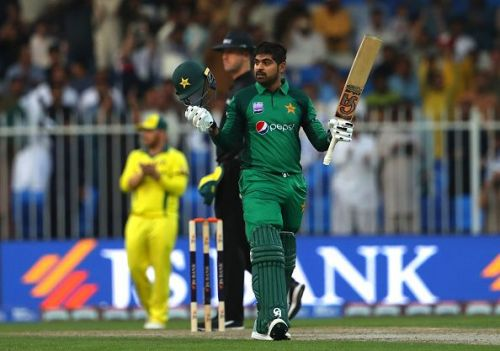 Haris Sohail's form was one of the big gains for Pakistan in this series