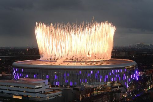 After months of waiting, Tottenham's new stadium is finally open