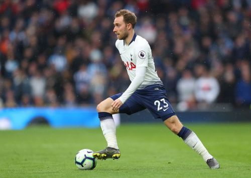 A lot will depend on Eriksen come Tuesday