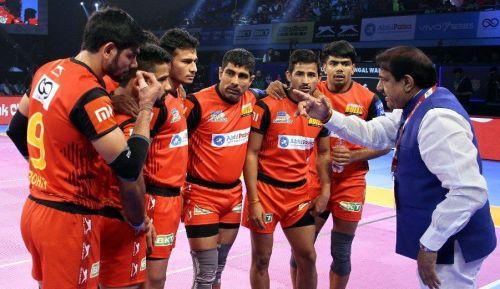 Jasmer Singh Gulia: Bengaluru Bulls