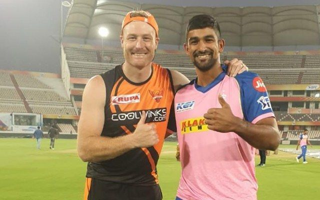 Martin Guptill (left) can get a chance in the upcoming fixtures (Picture courtesy: iplt20.com)