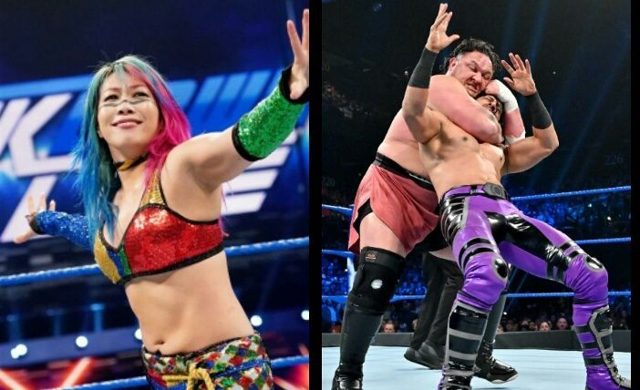The final Smackdown Live before WrestleMania was impressive