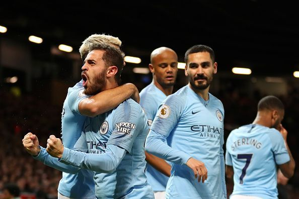 online retailer 8a06c d00d8 Manchester United 0 - 2 Manchester City: 5 hits and flops as ...