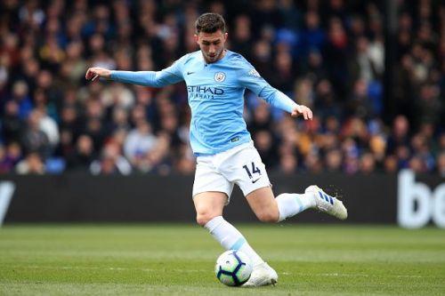 Aymeric Laporte, Manchester City defender