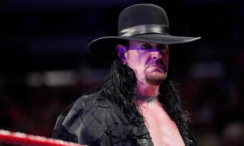 The Undertaker is pretty much confirmed to miss out on this year
