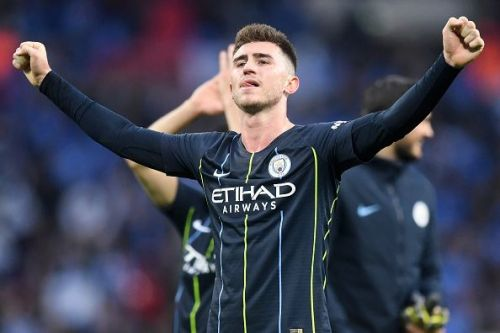 Laporte has become the first-choice center-back for Guardiola at Manchester City