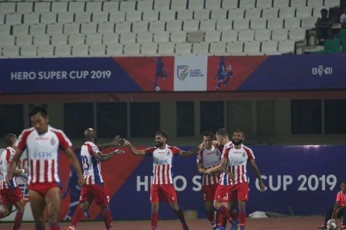 ATK are through to the quarter-finals of the Super Cup