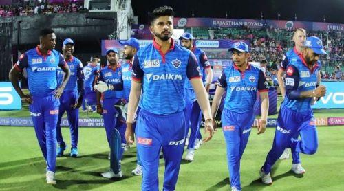 Delhi Capitals (Picture courtesy: iplt20.com)
