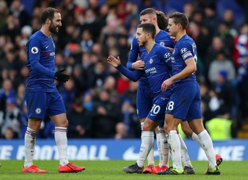 Sarri has found it tough to stitch his new squad together