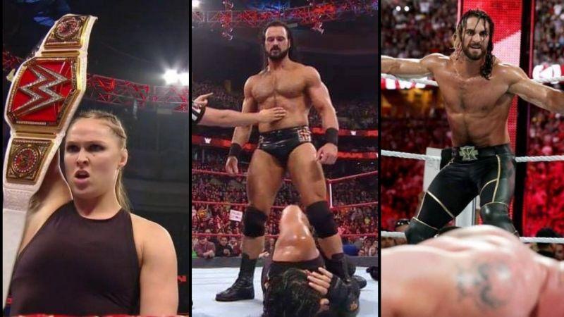 Bits from Monday Night Raw