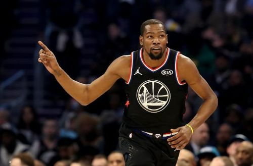 The Lakers' ability to lure the likes of Kevin Durant look to be in doubt