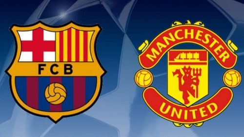 Barcelona will welcome Manchester United on this Tuesday night