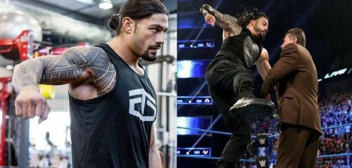 Roman Reigns is one of the top Superstars on WWE SmackDown today