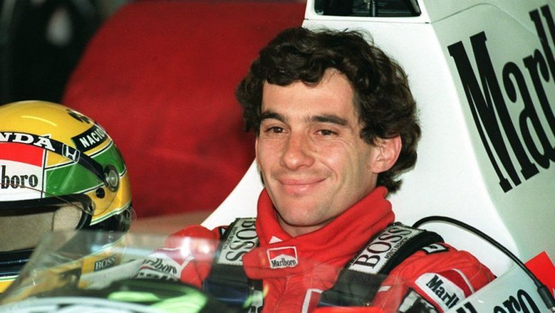 In the eyes of many, Senna is the best there ever was