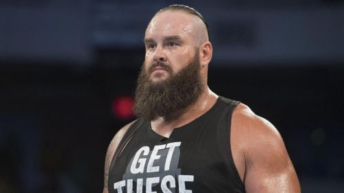 Braun Strowman is the star entrant in the Battle Royal
