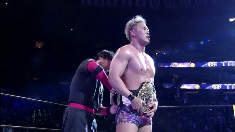 a005794e68db88 NJPW ROH G1 Supercard Results  New World Champions crowned