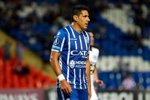 Godoy Cruz v Club Olimpia - Copa CONMEBOL Libertadores