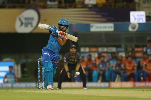 Shikhar Dhawan's form will be vital for the Delhi Capitals