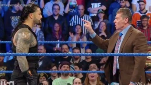 Reigns will thrive at SmackDown