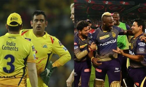 Chennai Super Kings Vs Kolkatta Knight Riders