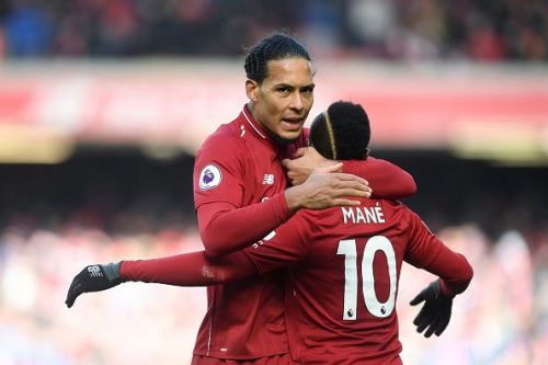 How strong would Chelsea be with Van Dijk and Mane?
