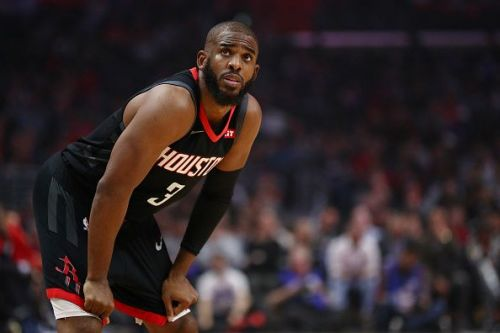 Houston Rockets had another match tonight against the New York Knicks