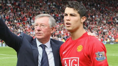 The great Sir Alex