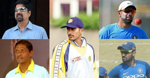 Tamil nadu players who played for indian wc team