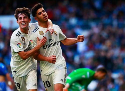 Real Madrid vs Melilla - Copa del Rey - Fourth Round