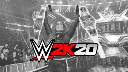 WWE 2K20 could be a big upgrade
